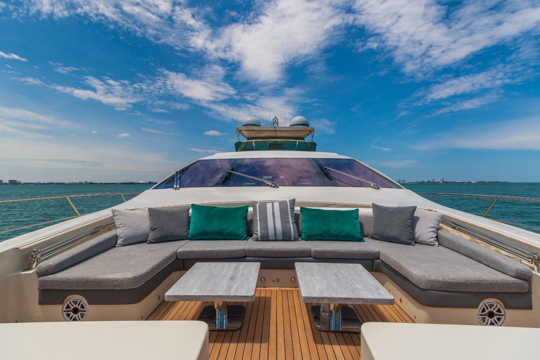 103' Azimut Luxury yacht Charters Miami 6