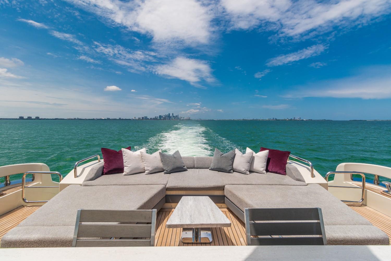 103' Azimut Luxury yacht Charters Miami
